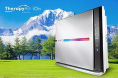 If you can't afford a trip to or at this time of year, you can still enjoy crispy in your own all the time. The ultimate high-tech Therapy Air is both air purifier and ionizer. Air Purifier, Multifunctional, Living Spaces, Therapy, Mountain, Tech, Pure Products, Instagram Posts, Healing