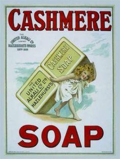Cashmere Soap - 50x70cm