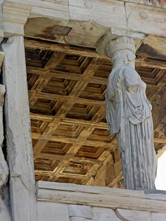 Erechtheion - Greece