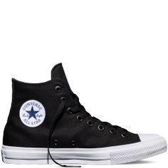Chuck Taylor All Star II High Top Black
