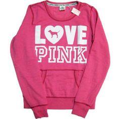 LovePink sweatshirt from Victoria secrets