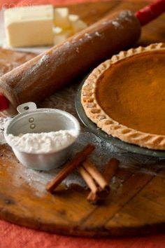 homemade pumpkin pie...one of life's pure pleasures