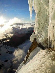 """""""El Matterhorn de los Andes""""."""