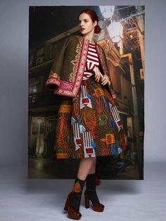 Stella Jean- Autumn-Winter-fashion-TheGlowingColours