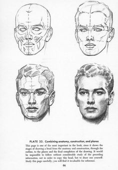 Drawing The Head And Hands - Andrew Loomis
