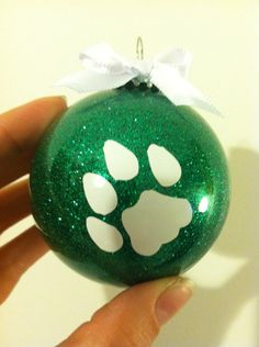It's super cute, but how will that green look against a Christmas tree?. $7.99, via Etsy.