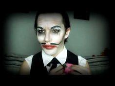 BioShock - Sander Cohen Make Up Tutorial