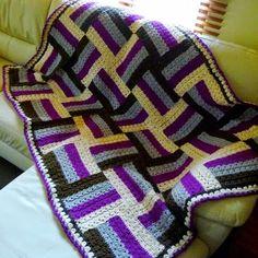 Sonoma Crochet Baby Blanket