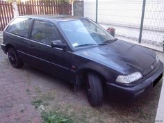 Sprzedam Hondę Civic 1.4 16V 1995 r. (Opole)