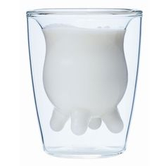 Double Walled Milk Tumblers // Hehe...