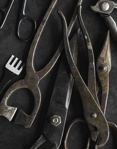 Tools   ***Daddy was a great carpenter....always working on some project at home...***njoy