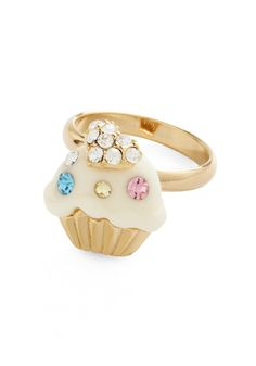 Treat Yourself Right Ring | Mod Retro Vintage Rings | ModCloth.com
