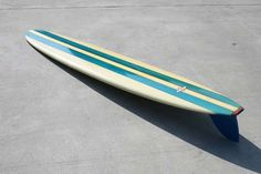 All Original Hap Jacobs Surfboard, Hermosa Beach California image 6 Vintage Surfboards, Longboard Design, Plywood Boat Plans, Diamond Logo, Surfboard Art, Hermosa Beach, Skate Surf, Green Rooms, Surfs Up