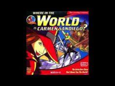 Where In The World Is Carmen Sandiego? (1996) Music - United Kingdom