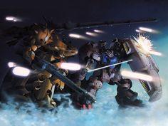 Gundam Physalis & xamel