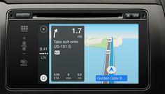 [출시국에 한국이 포함된 애플(apple)의 스마트카(smartcar) 플랫폼 카플레이(CarPlay) 소개]
