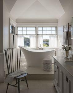 Fabulous House in Massachusetts, design, décor, interior, USA, Massachusetts, house, cozy, bathroom