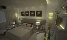 Resultado de imagem para iluminação suite casal