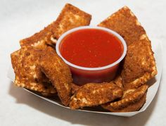 Fried Ravioli  http://pepperspizzaandsubs.com/