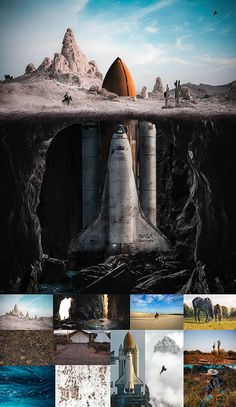 Incredible Photo Manipulations For Inspiration - 25 Creative Photos, Cool Photos, Photo Manipulation Tutorial, Color Balance, Great Shots, Photoshop Tutorial, Digital Photography, Photo Editing, The Incredibles