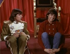 Lol me & my brother love to watch the monkees reruns