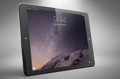 Apple iPad Air 2 Mock Up Vol. 2 by mockupstore.net on @creativemarket