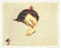 A-Sleep Like A Kitten (on the Chesapeake and Ohio Railway)