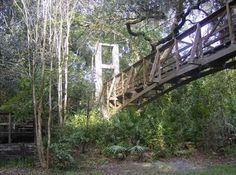 Ravine Gardens State Park in Palatka, FL