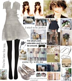 """i tried to be perfect"" by misslenny ❤ liked on Polyvore"