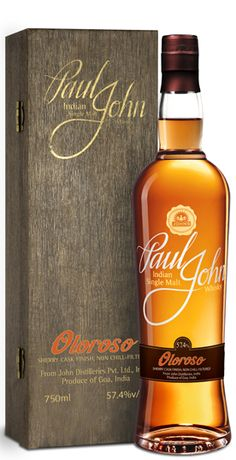Paul John Whisky, the great Indian Single Malt Whisky brand, provides you with the best experience in every sip. Check out our very own range of single malt whiskies now!