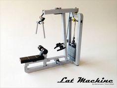 Appareil De Musculation Lego