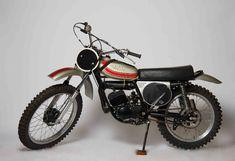Yamaha 125 YZ 1974