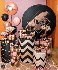 Birthday Goals, 24th Birthday, Happy Birthday Me, Birthday Parties, Birthday Balloon Decorations, Birthday Party Decorations, Tumblr Birthday, Birthday Party Checklist, Graduation Cap Decoration