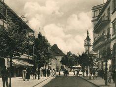 1941 , Ulica Bohaterów Monte Cassino