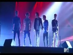 One Direction Vs. The Wanted - MTV VMAs 2012!!!