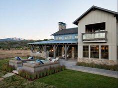HGTV Dream Home 2012: A Modern Rustic Ranch in Utah