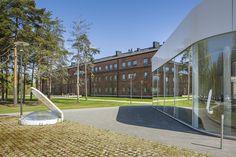 Kymenlaakso University of Applied Sciences, Kouvola, Finland