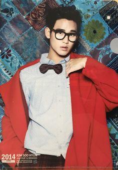 Calendar 2014 #KimSooHyun #김수현