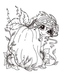 Look what I found on AliExpress Adult Coloring Book Pages, Cute Coloring Pages, Printable Coloring Pages, Coloring Books, Big Eyes Artist, Scrapbooking Photo, Cartoon Faces, Black And White Pictures, Digital Stamps