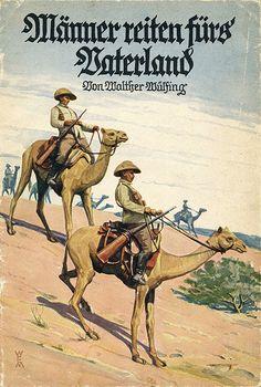 Image result for Camel-Schutztruppe