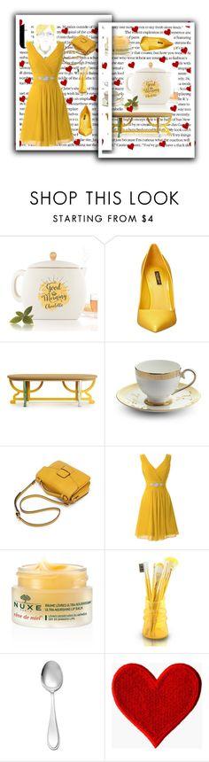 """tea party"" by satpal-sarita ❤ liked on Polyvore featuring interior, interiors, interior design, home, home decor, interior decorating, Dolce&Gabbana, Moooi, Prouna and Jacki Design"