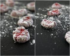 Rote Bete & Ricotta Gnocchi mit Zitronen-Basilikumpesto (beet & ricotta gnocci with lemon-basil-pesto)