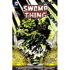 Swamp Thing Vol. 1: Raise Them Bones (The New 52): Scott Snyder,