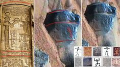 NASA Has Discovered Ancient Petroglyphs And Statues On Mars | Fountain Facts