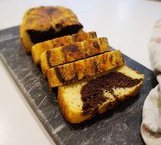 Hei! Kjempegod og saftig marmorkake både sukkerfri og glutenfri :) Jammen er det mye god lavkarbo-mat en kan lage! En liten Marmorkake (10 cm x 20 cm form , en liten brød form) 3 egg 3 ss sukrin gold (eller annen søtning) 1 ss flytende natreen 1 knivspiss med salt 1 ts bakepulve