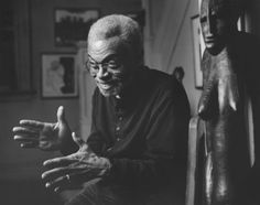 African-American poet and activist Amiri Baraka