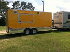 New Listing: http://www.usedvending.com/i/2013-Cargo-Craft-8.5-x-18-Turn-Key-Concession-Trailer-New-Never-Used-/NJ-P-126N  2013 Cargo Craft 18ft. TurnKey Concession Trailer New/Never Used