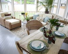 Eclectic Porch Screened In Porch Design, Pictures, Remodel, Decor and Ideas - page 3
