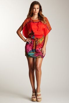 paradise tunic / coverup. Perfect for my upcoming cruise!