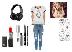 """""""BAYMAX"""" by imaboss217 ❤ liked on Polyvore featuring Frame Denim and Bobbi Brown Cosmetics"""